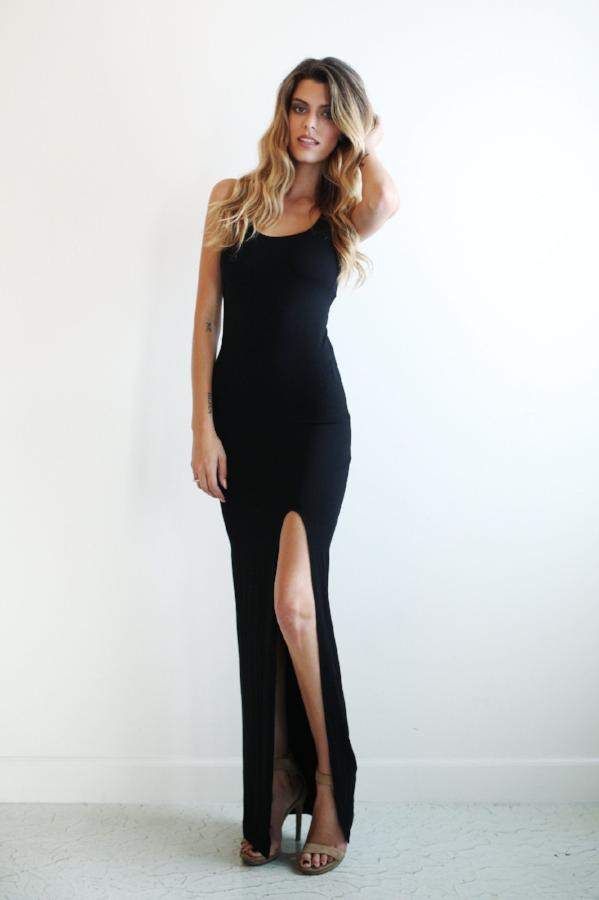 All Dresses - Nicole Andrews Forever Maxi Tank Dress