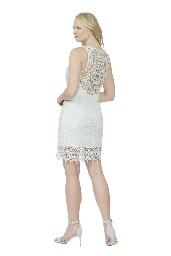All Dresses - Posh Couture Floral Lace Dress