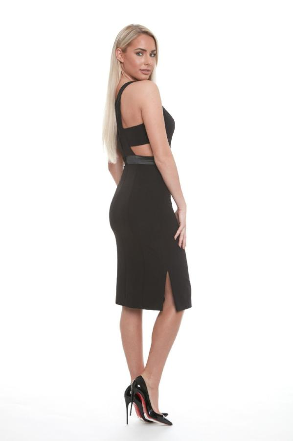 All Dresses - Posh Couture Racer Front Dress