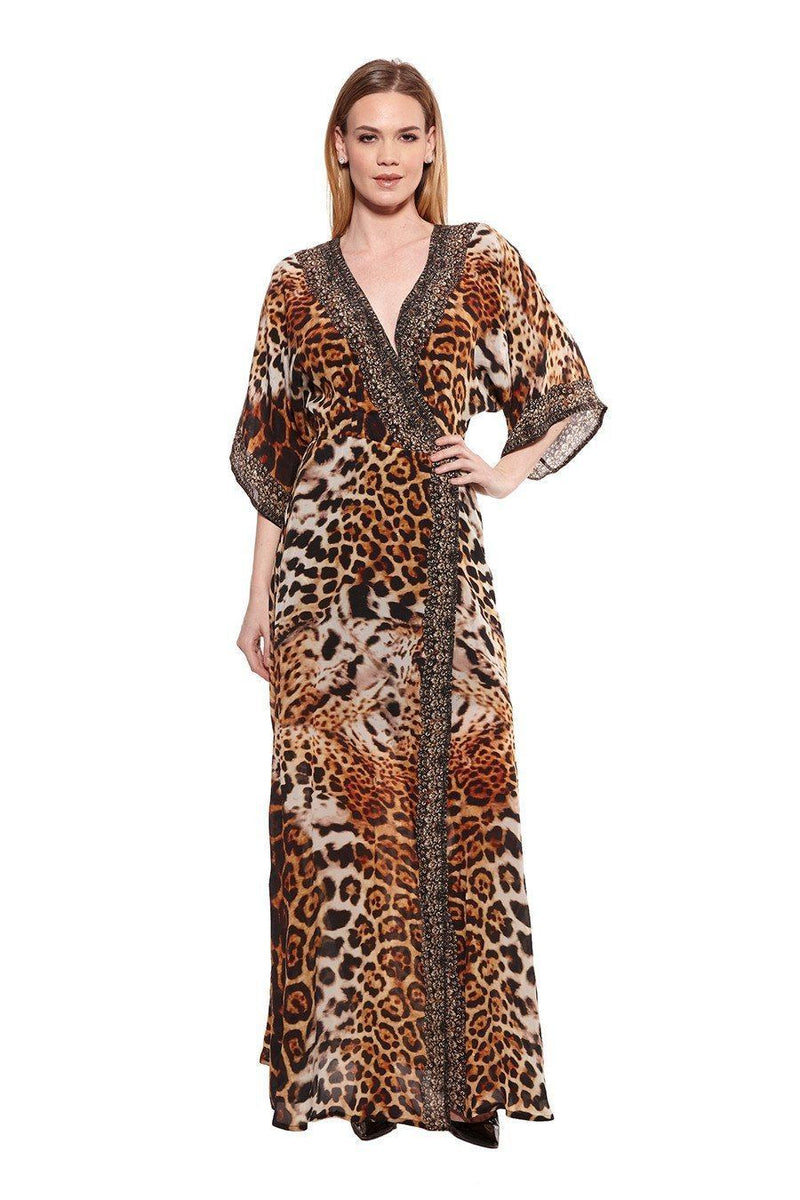 All Dresses - Shahida Parides Wrap Dress