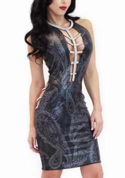 All Dresses - Vie Sauvage Dallas Birdcage Dress