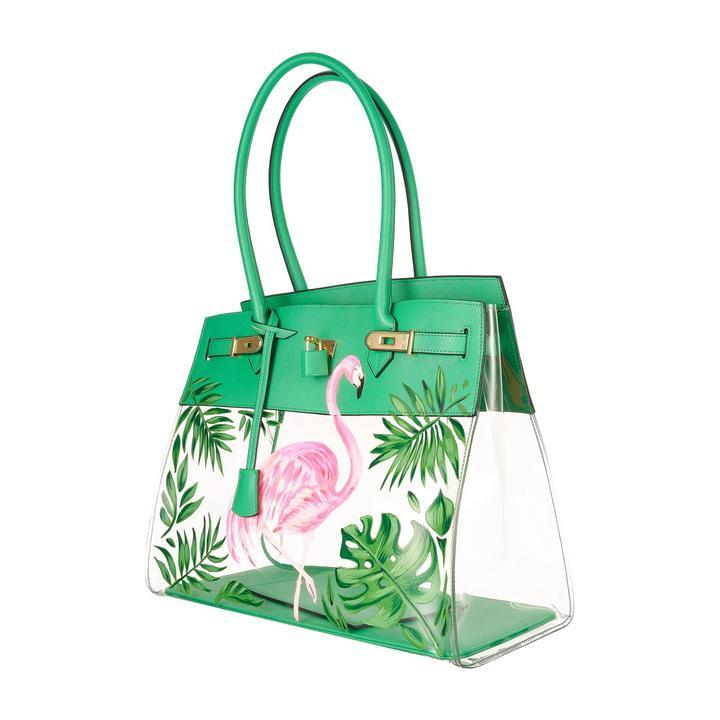 De Vesi Beverly Hills Edition II Hand Painted Handbag