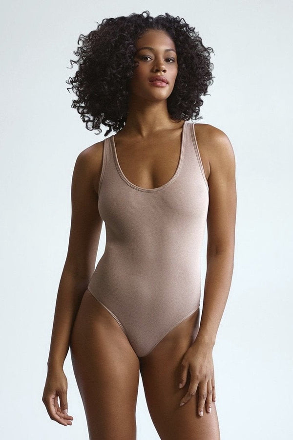 Commando Luxury Rib Tank Bodysuit