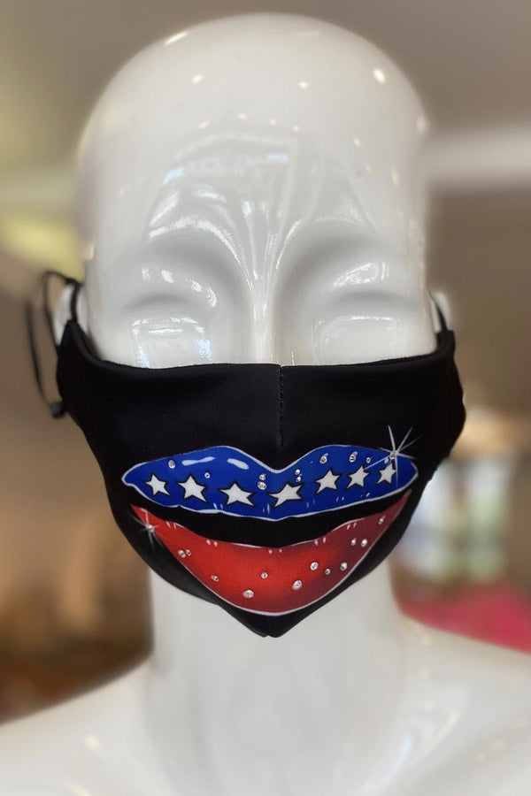 American Lips Protective Face Masks