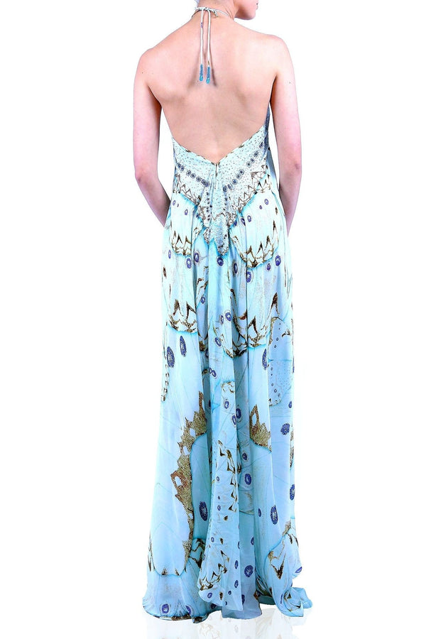 Shahida Parides 3 Ways To Wear Mint Maxi Dress