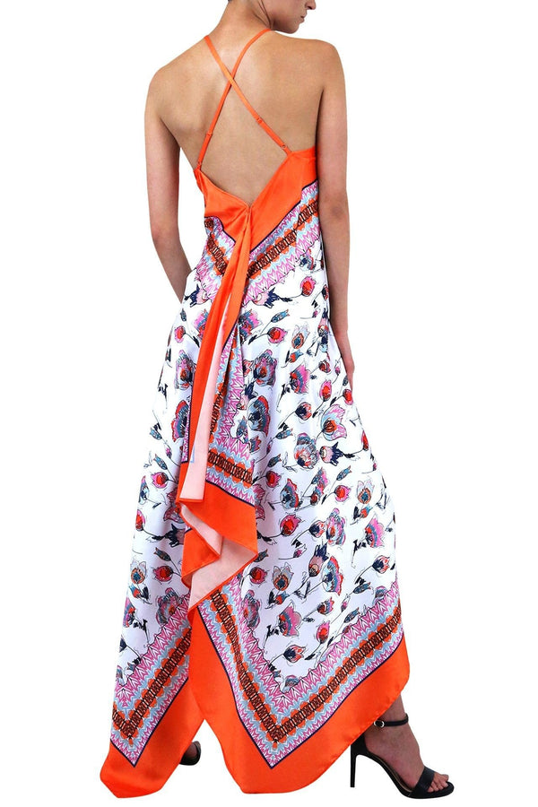 Shahida Parides So Chic Scarf Dress