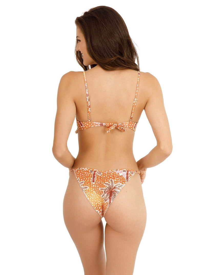 Capittana Magnolia Palms Two Piece Bikini