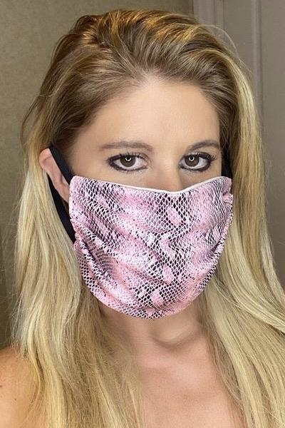 Bell Beachwear Protective Printed Face Masks