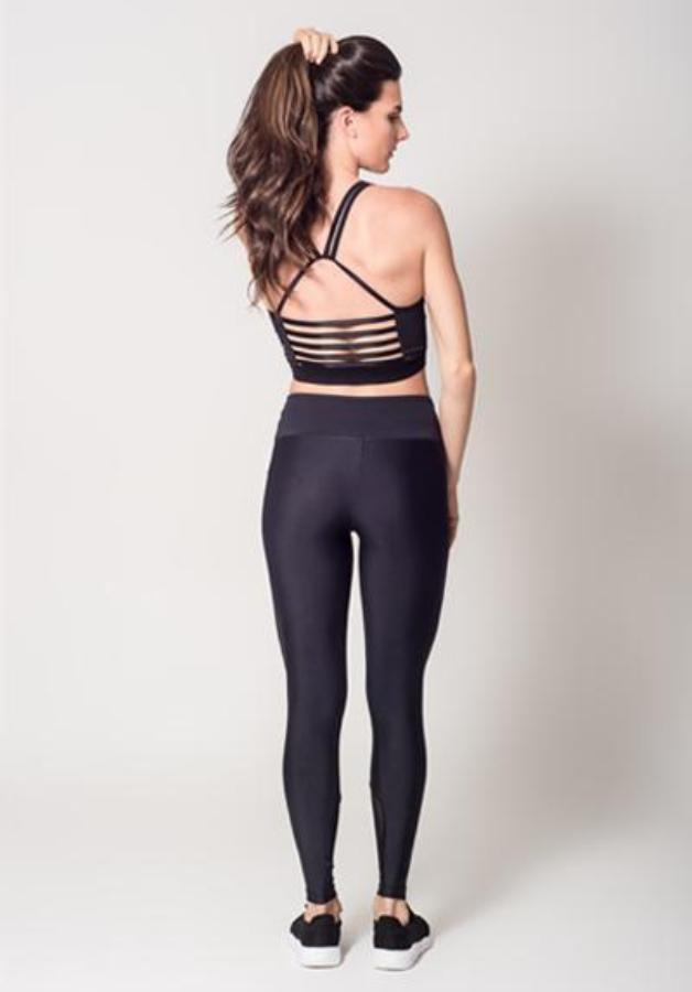 Leggings - Active Fit Mesh Legging