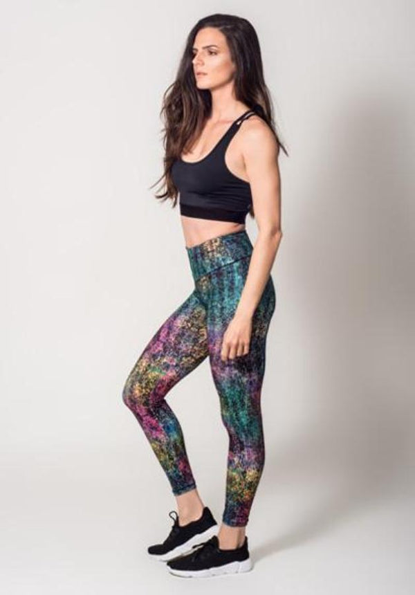 Leggings - Active Fit Picasso Legging