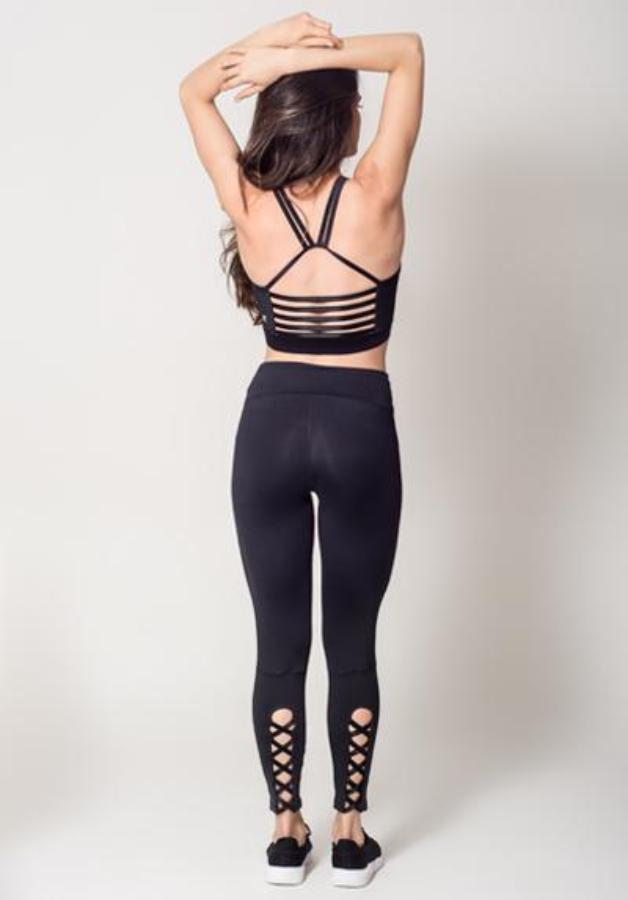 Leggings - Active Fit Run The World Legging