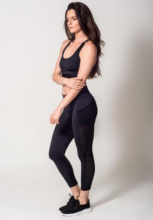 Leggings - Active Fit Vicky Mesh Legging