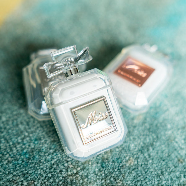 Miss Crystal Perfume Bottle Airpod Case