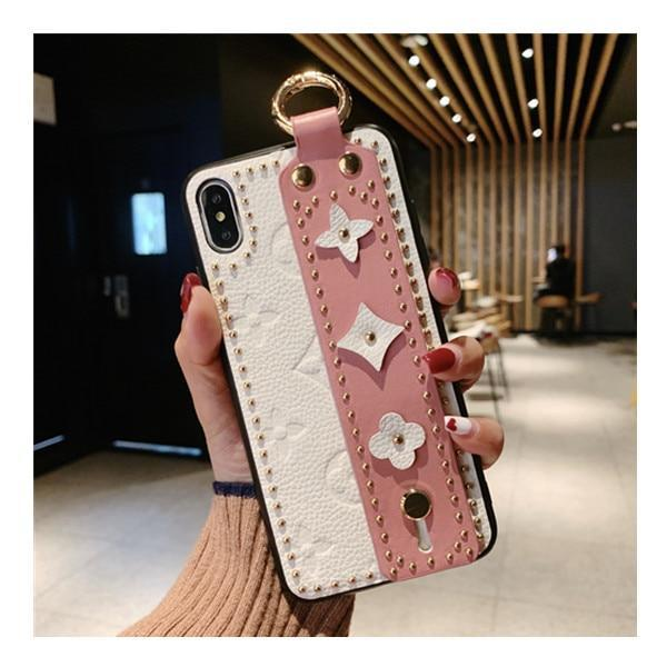 Jessica Bara Becka Luxury Strap iPhone Case