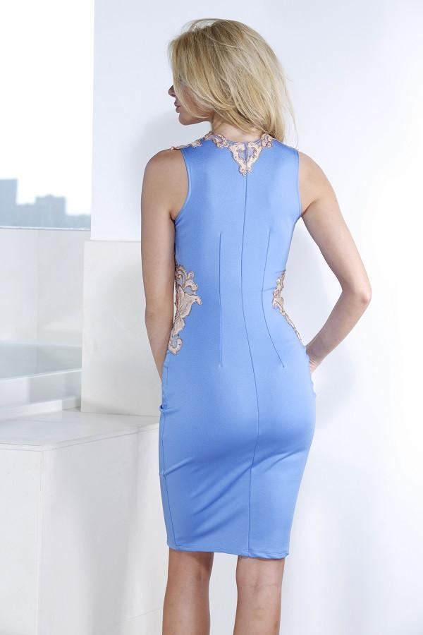 Root Catalog - Baccio Elsie Bandage Painted Dress