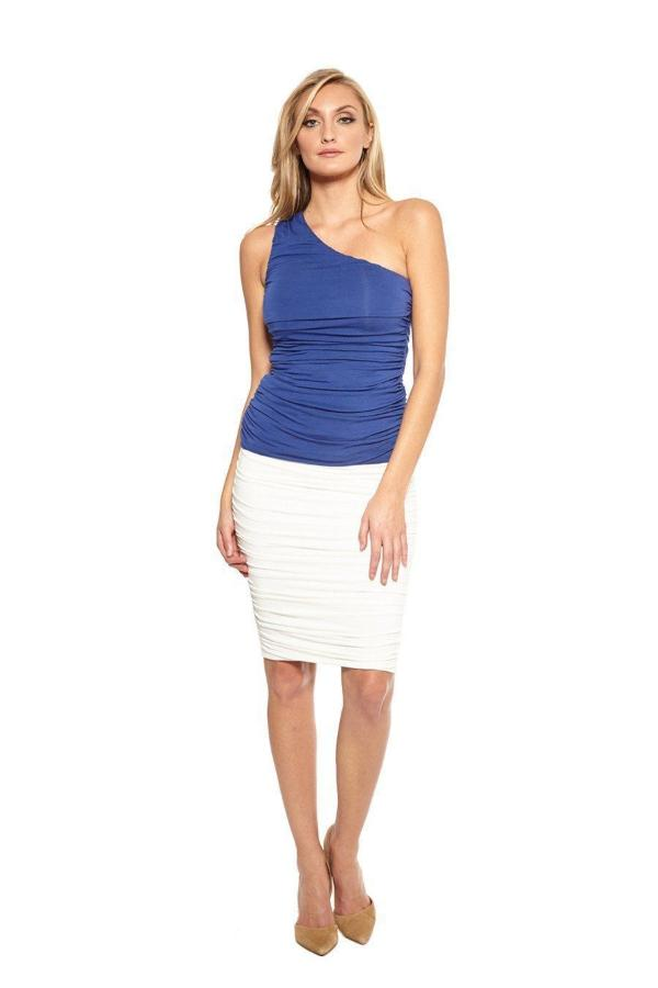 Skirt - 724 Ruched Skirt