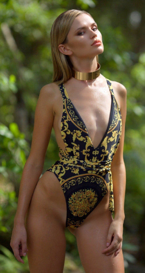 Swimwear - Cioccolato Royal Sexy Swimsuit