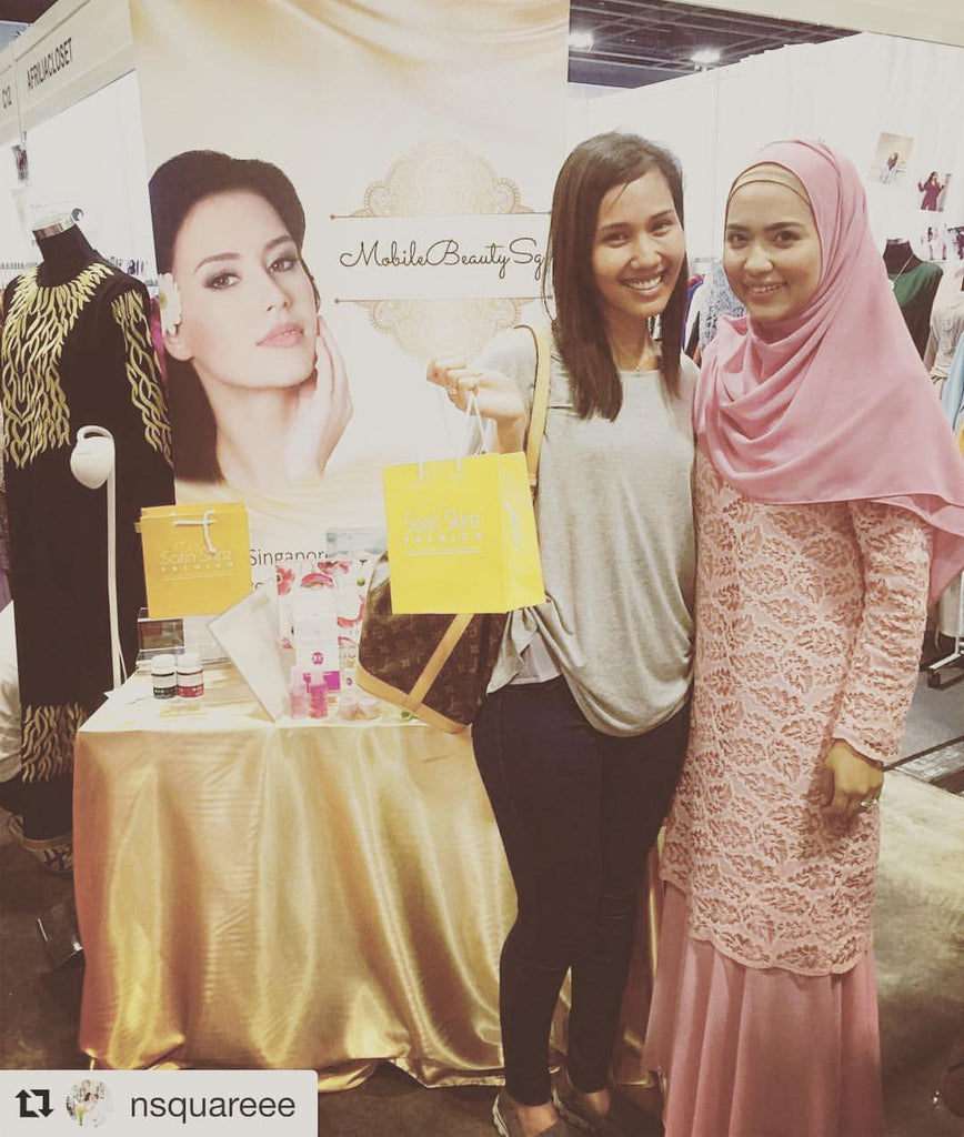 Its always a pleasure to meet  our lovely followers and customers during Flea!
