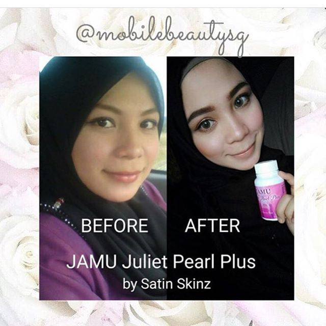 Juliet Pearl plus Women Best beauty secret...