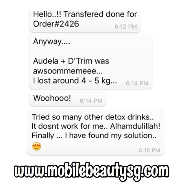 Dtrim obesity solution will reduce your appetite!