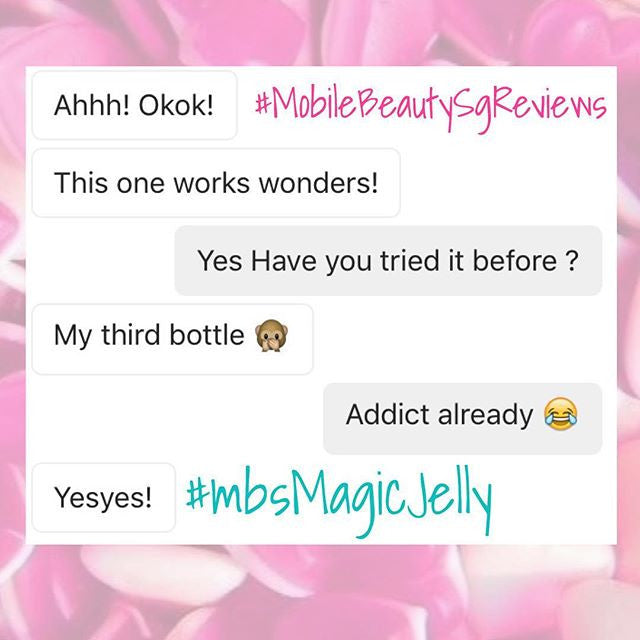 Magic Jelly for all skin type !!!