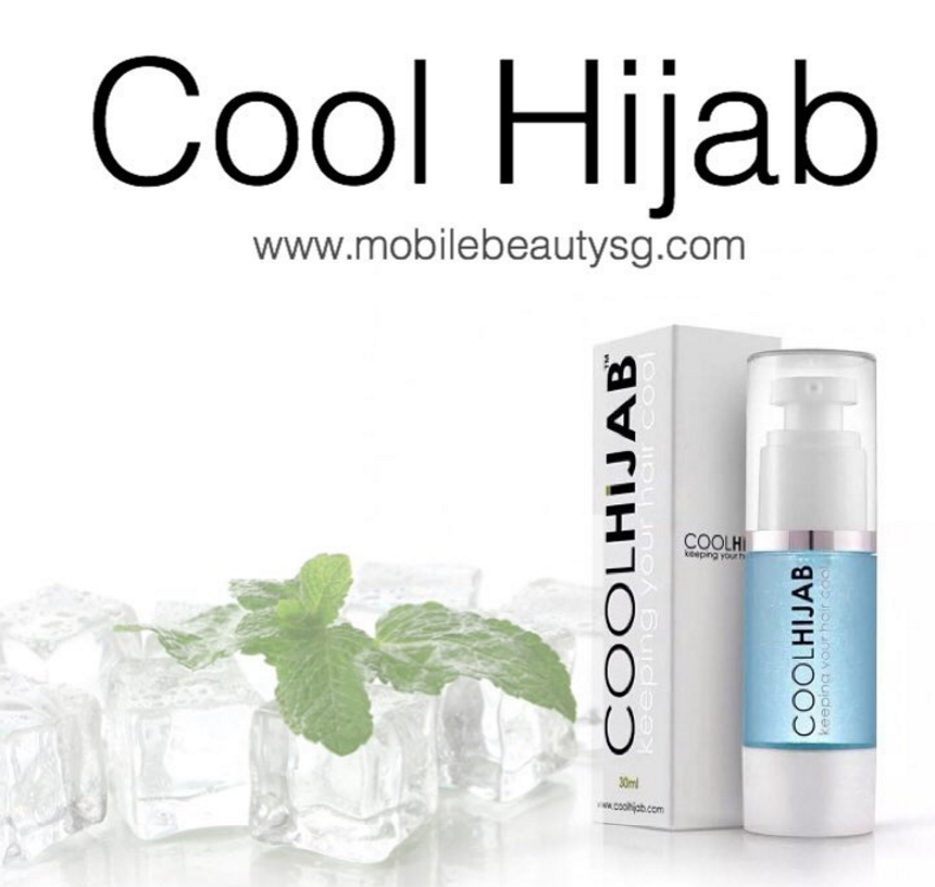 Introducing our Cool Hijab