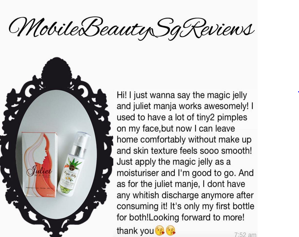 Fabulous review from a fabulous customer!