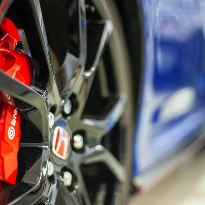 Restoring Your Wheels: How To Clean Rust From Brakes & Calipers