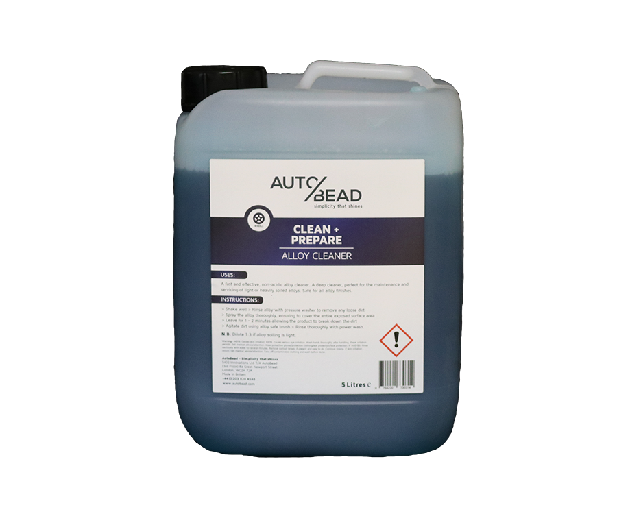 ALLOY CLEANER - 5 LITRE