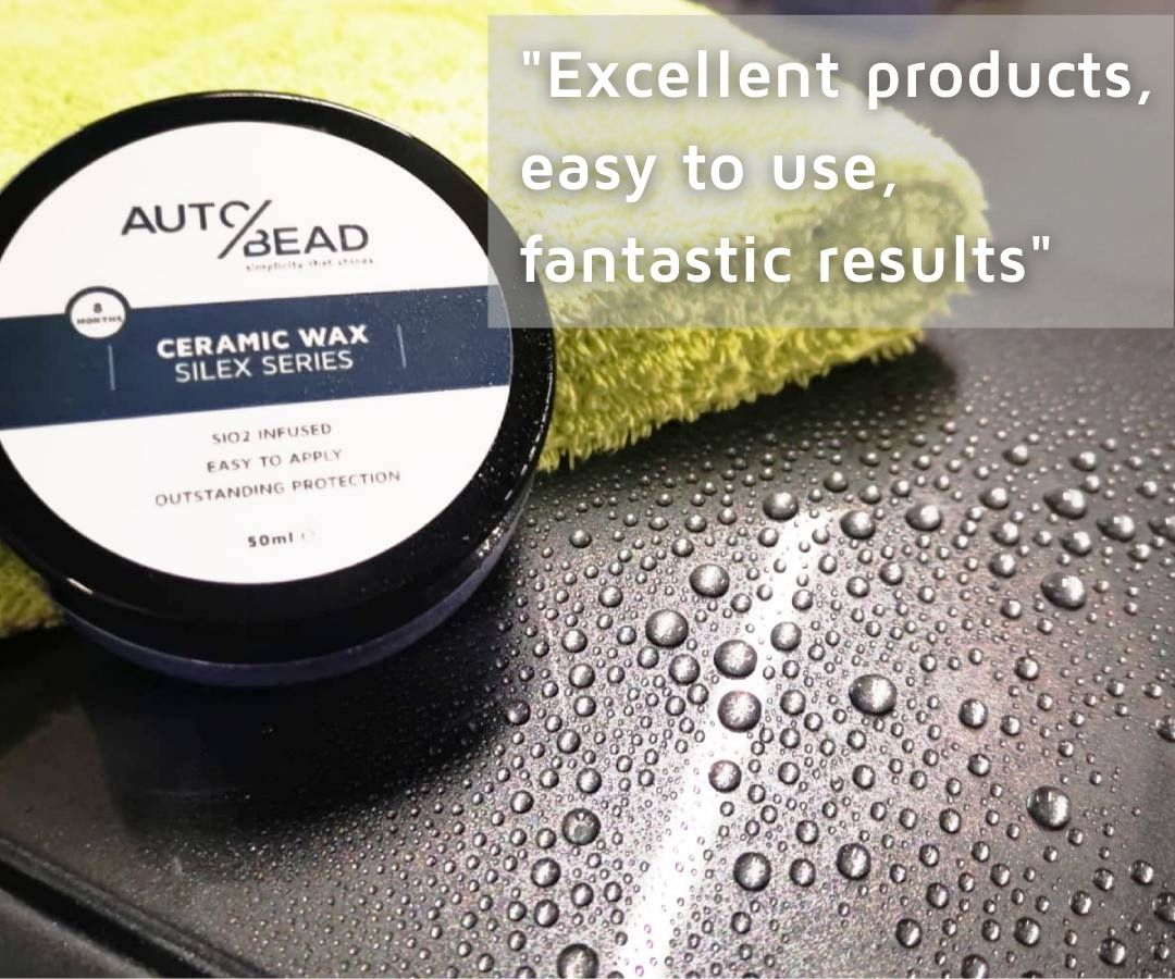 CERAMIC WAX with SPRAY SEALANT