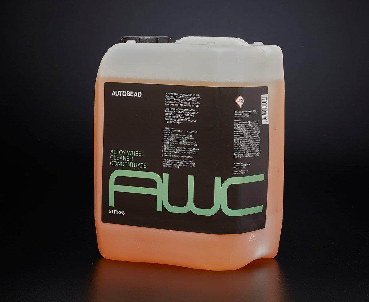 Alloy Cleaner Concentrate 5L