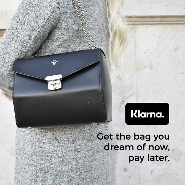 Now you can shop with us and pay later with Klarna!