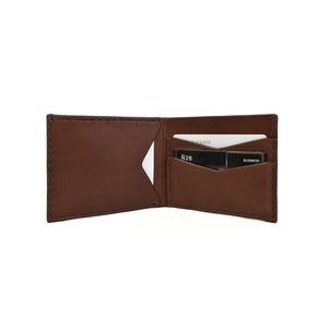 Bifold Wallet | Dark Brown