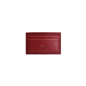 Card Wallet | Burgundy