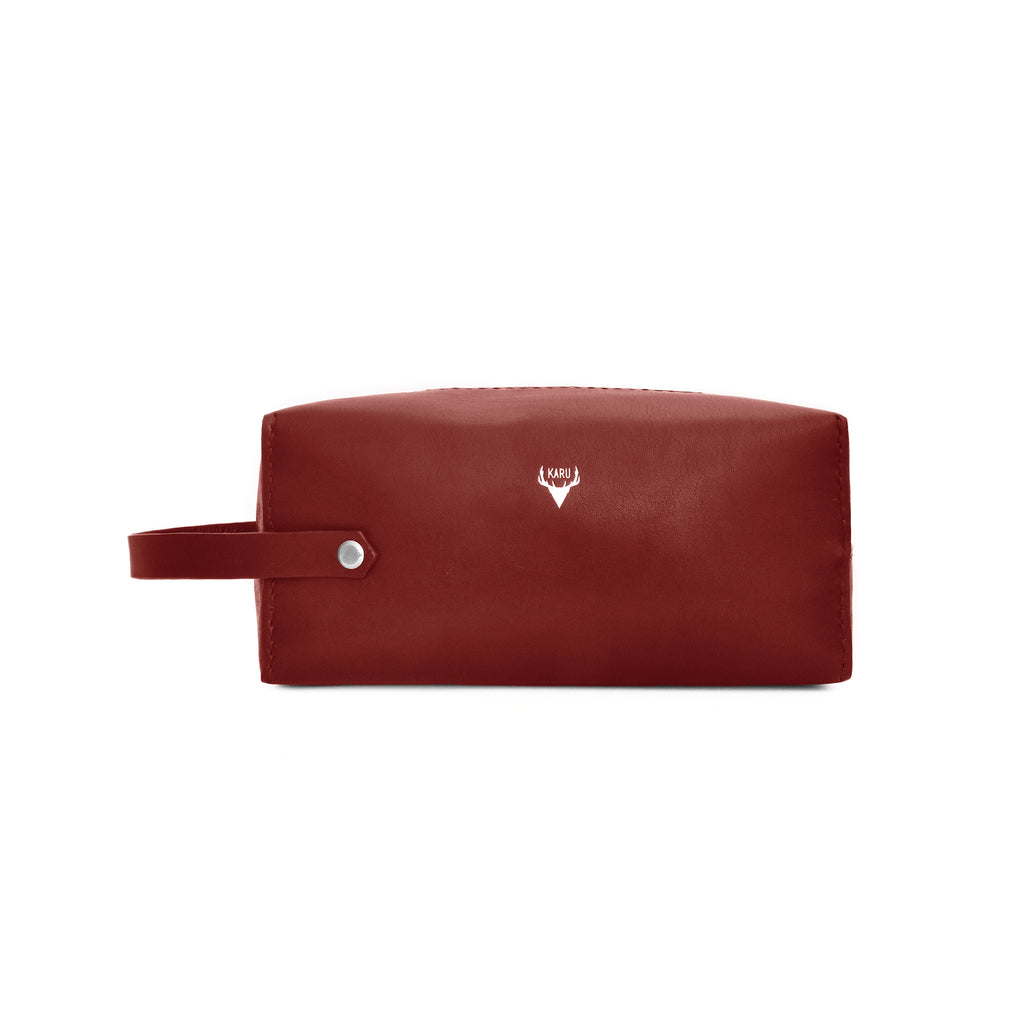Dopp Kit | Burgundy
