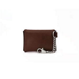 Envelope Card Pouch | Dark Brown