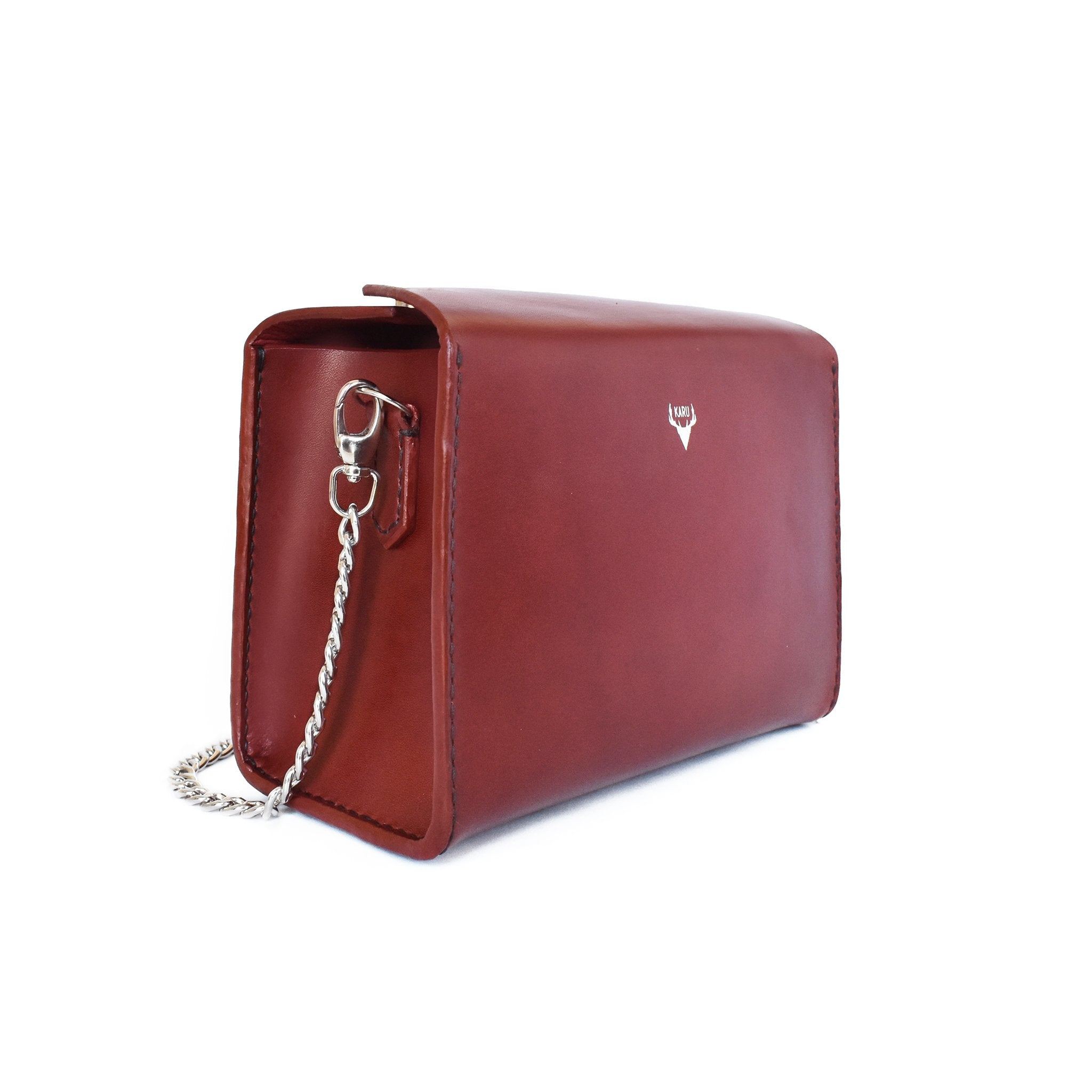Classic Fold-Over Satchel