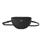 Half Circle Belt Bag | Black