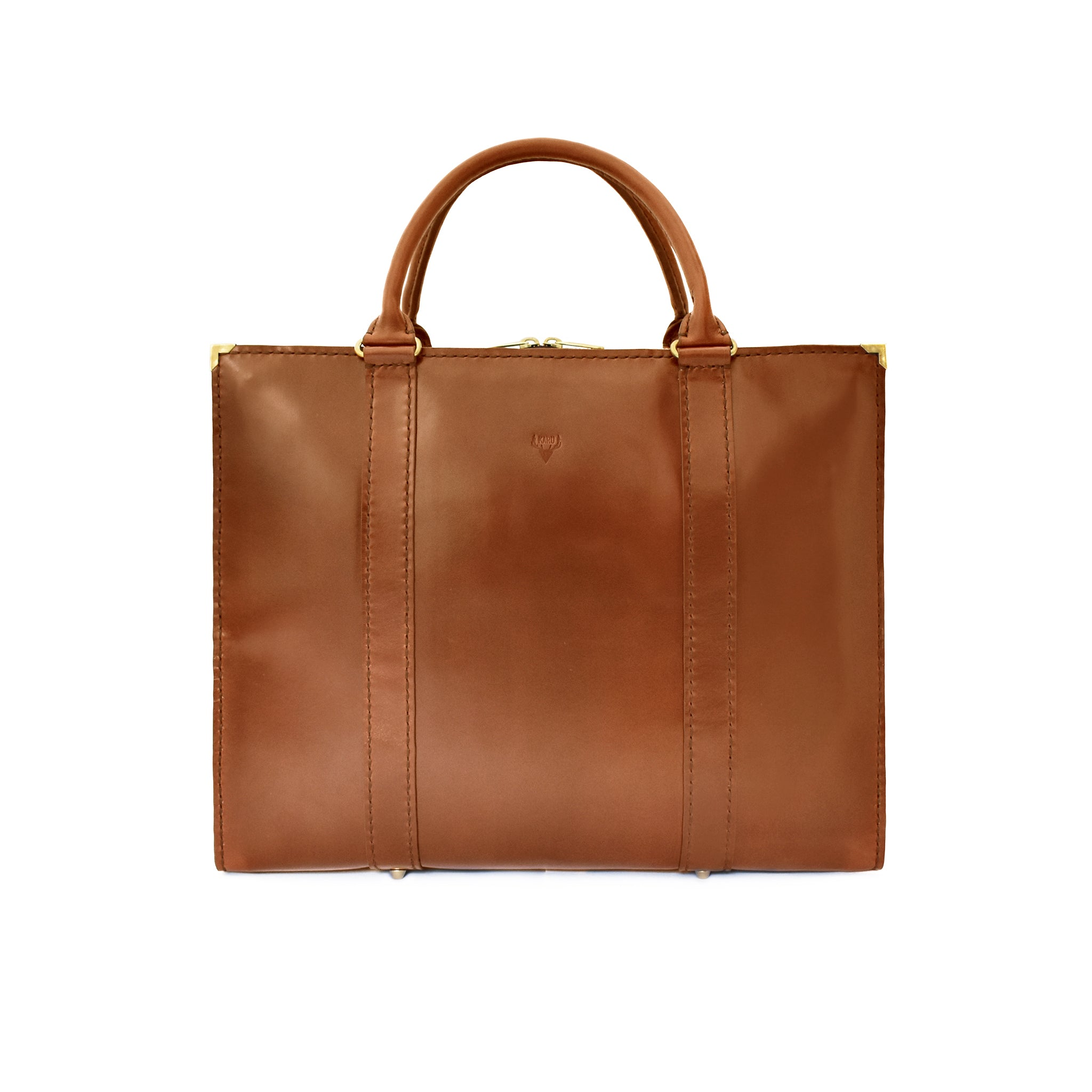 Ilmarinen Briefcase | Cognac