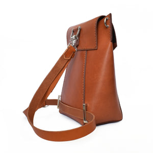 Kielo 3-in-1 Bag | Cognac