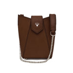 Mini Kielo Bag | Dark Brown