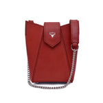 Mini Kielo Bag | Burgundy