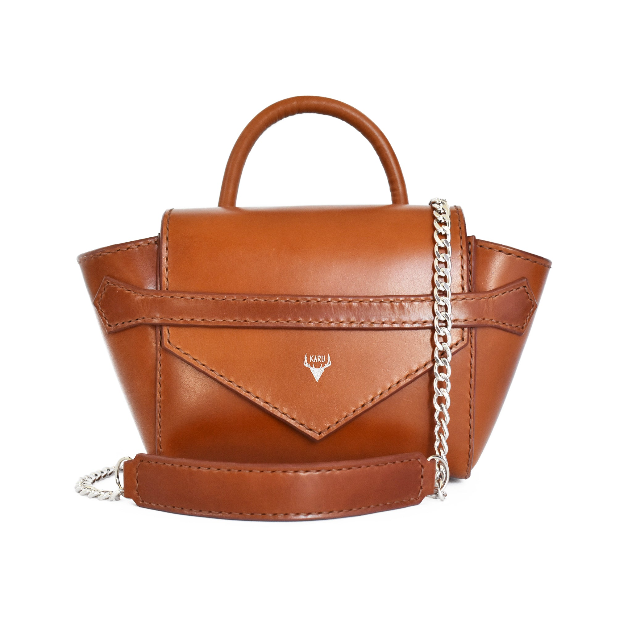 Vanamo Bag | Cognac