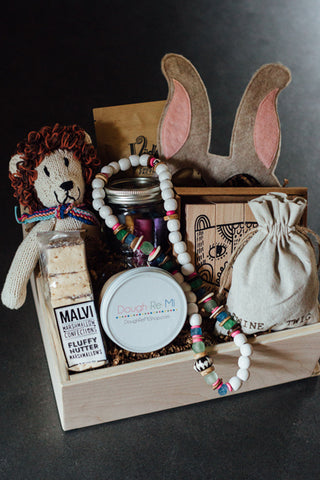"Twine & Twig Collab - ""Little Twig"" Girls Gift Box"