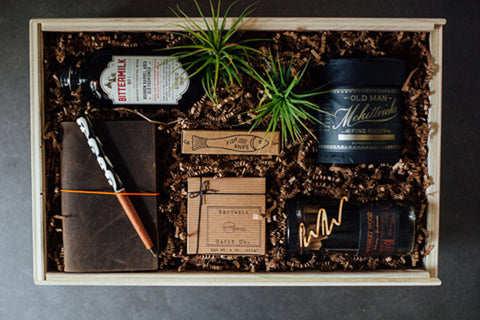 Twine + Twig Collab - Gentleman's Gift Box