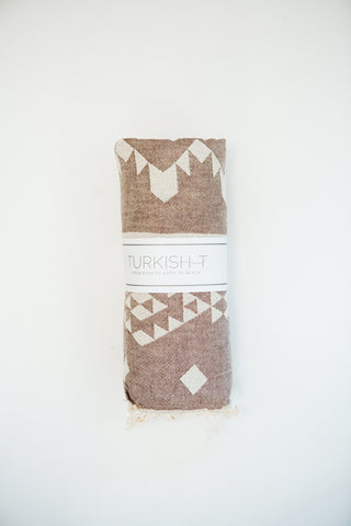 Turkish-T Kilim Throw