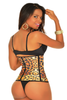 Ann MIchell Animal Print Sports Girdle