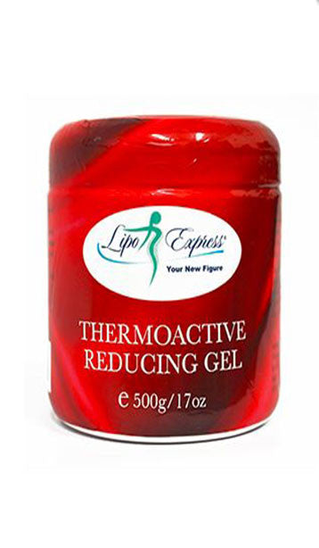 LIPO EXPRESS THERMOACTIVE REDUCING GEL HOT