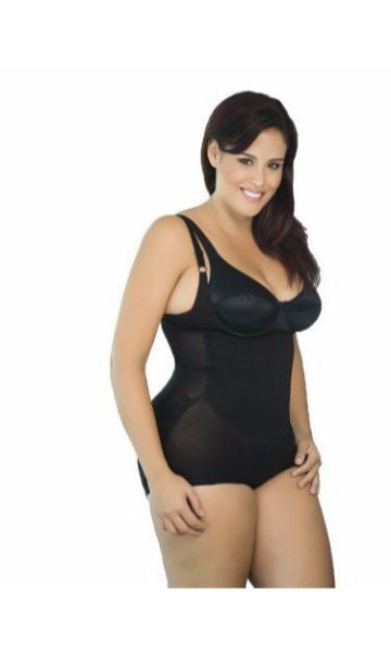 CO'COON PLUS SIZE THERMAL HIP HUGGER BODYSUIT