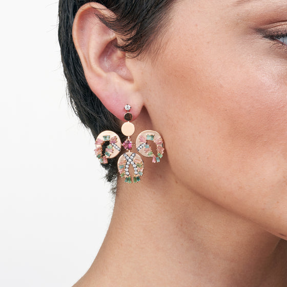Boboli Girandole Earrings